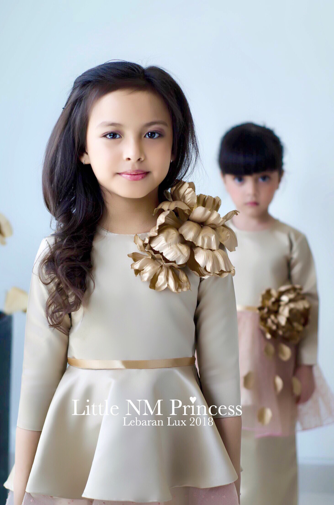 Little NM Princess Lebaran Luxe 2018 by Nisa Mazbar - 011