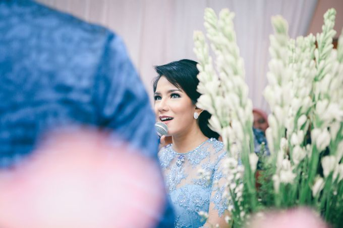 Paper Blue Engagement for Ageng & Nissya by Warna Project - 003