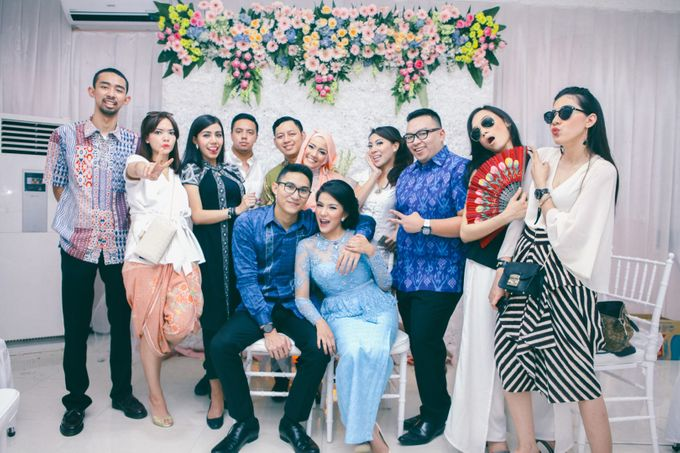 Paper Blue Engagement for Ageng & Nissya by Warna Project - 012