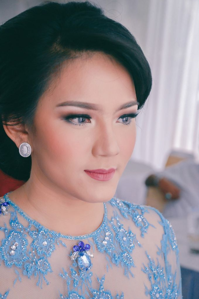 Paper Blue Engagement for Ageng & Nissya by Warna Project - 001
