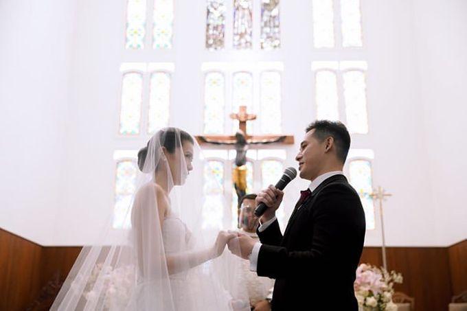 The Wedding Andrew & Caroline by Priscilla Myrna - 009