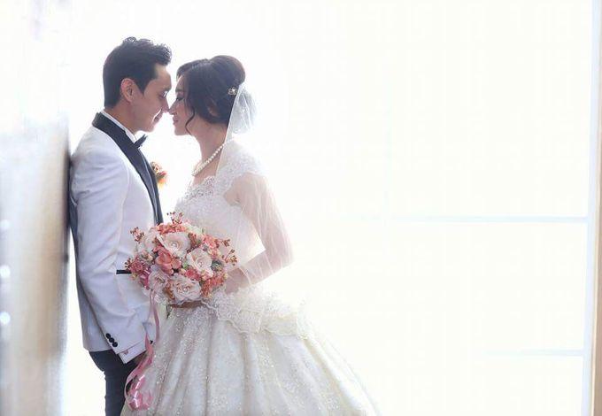 Wedding Day Of Gianzo & Stephanie by Edelweis Organizer - 004
