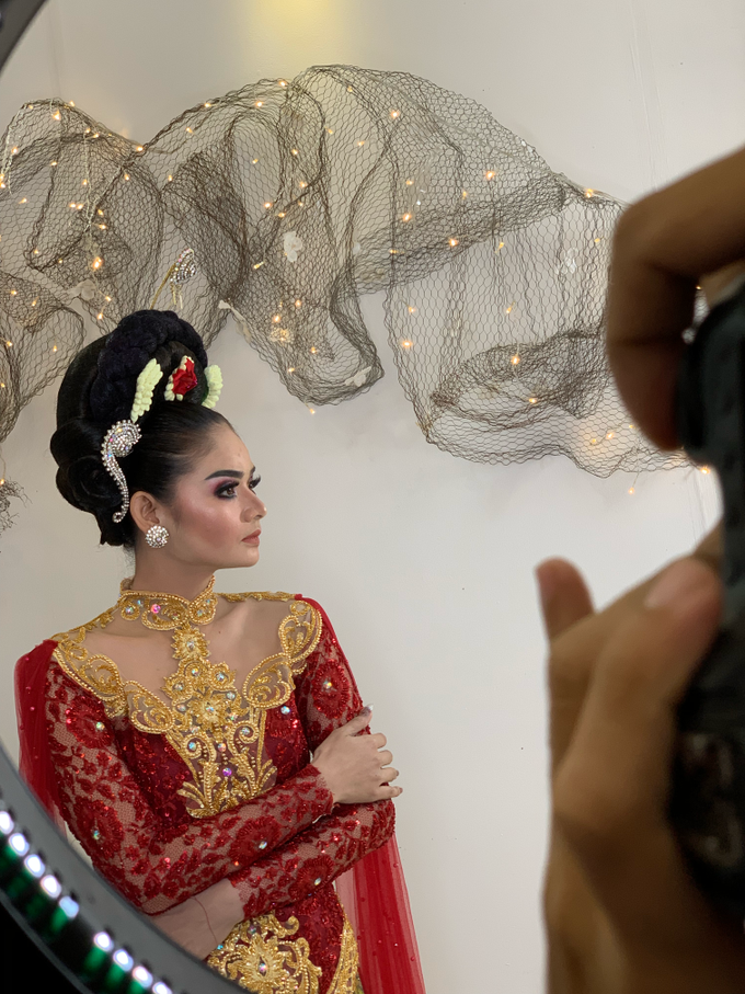 Makeup Ala Pengantin Jawa Modern By Nixzhou Makeup