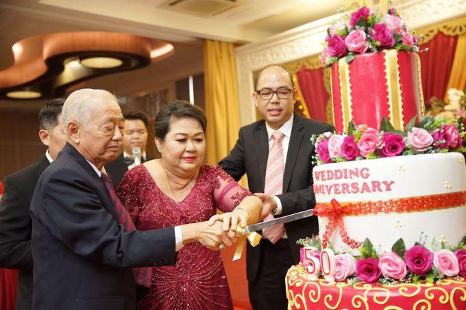 50Th Wedding Anniversary by DESPRO Organizer - 009
