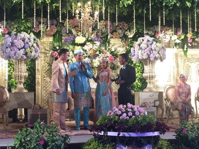 Wedding By ArTez Wedding Planner & Organizer by Chanzy Fauzi MC - 008