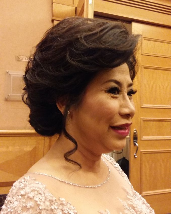 Hairdo Mom Bride by Makeup And Hairdo By iis - 022