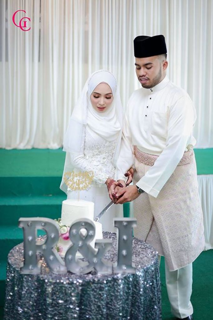 Solemnization of Razdi & Intan by The Glamorous Capture - 016