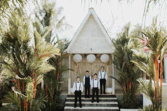 The Wedding of Kevin & Nanda by Varawedding - 008