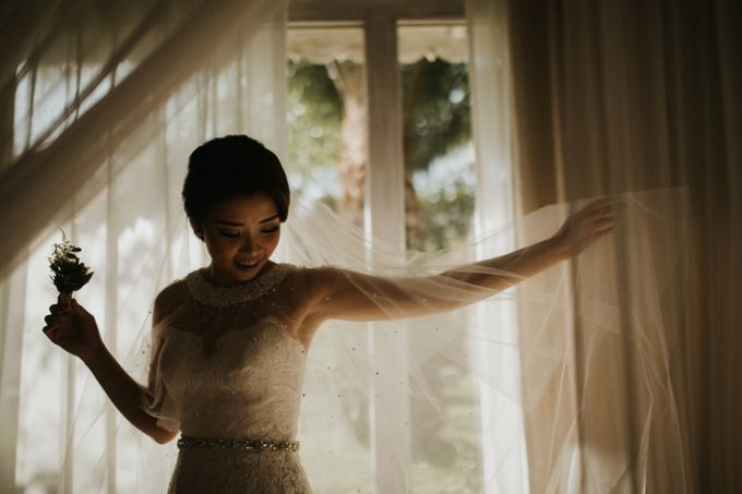 The Wedding of Kevin & Nanda by Lis Make Up - 008