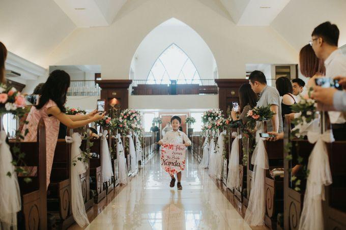 The Wedding of Kevin & Nanda by Varawedding - 021
