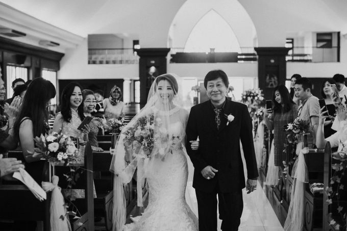 The Wedding of Kevin & Nanda by Varawedding - 022