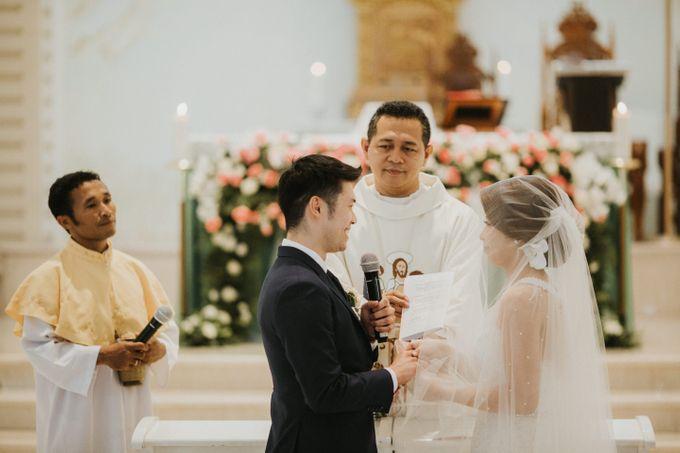 The Wedding of Kevin & Nanda by Varawedding - 027