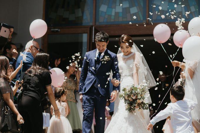 The Wedding of Kevin & Nanda by Varawedding - 030