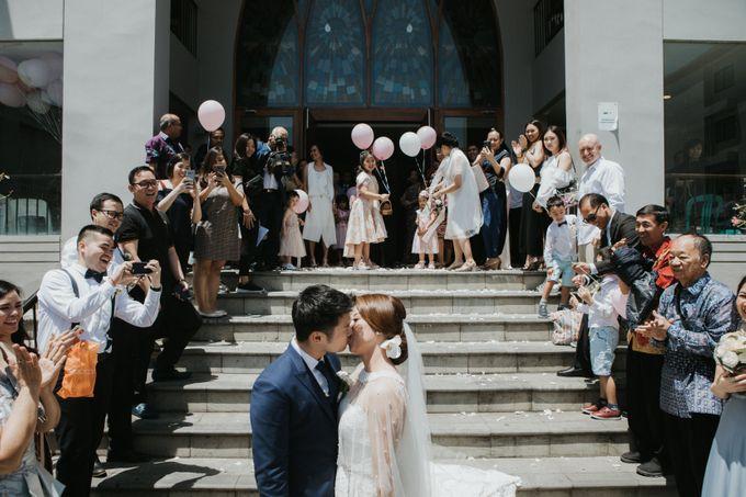 The Wedding of Kevin & Nanda by Varawedding - 034