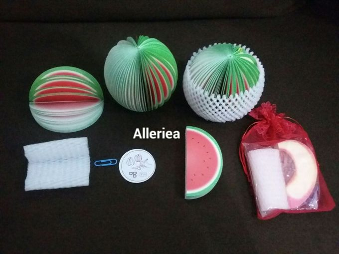Fruit Memo by Alleriea Wedding Gifts - 002