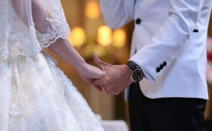 Wedding Day Of Gianzo & Stephanie by Edelweis Organizer - 003