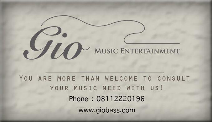 Stella & Fandry Wedding at Sheraton Hotel Bandung by Gio Music Entertainment - 005