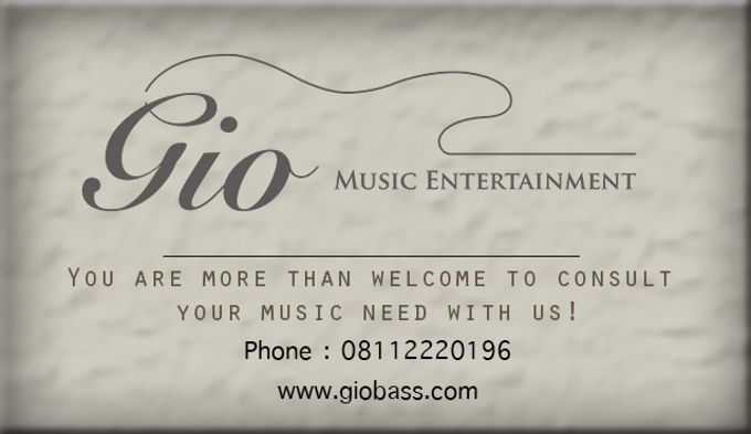 Jane & Wendy engagement party at Green Forest Resort Bandung by Gio Music Entertainment - 005