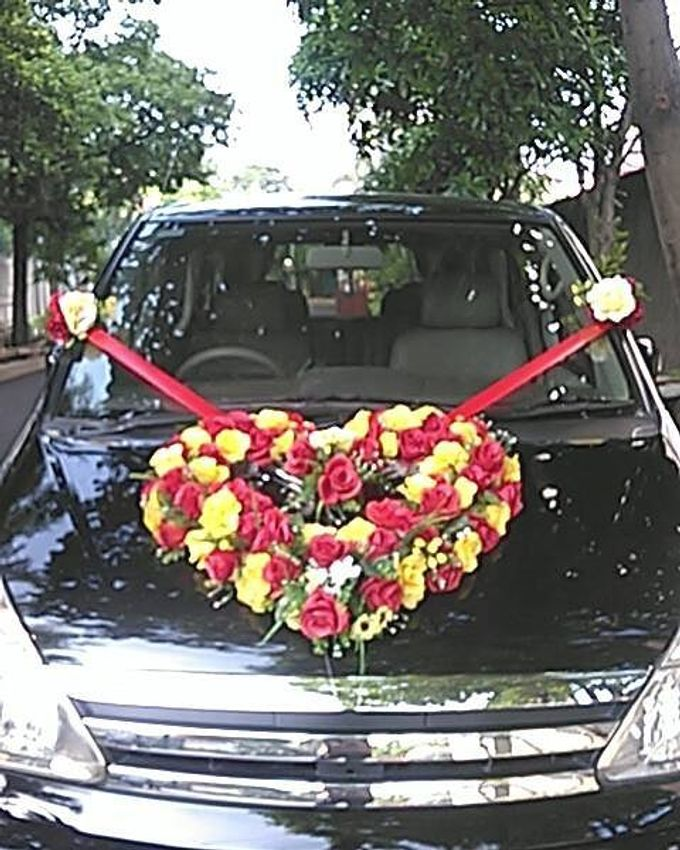 Wedding Car BK Rent Car by BKRENTCAR - 012