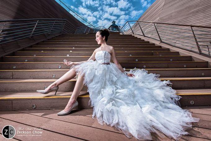Natural Korean Bridal Look by Beautistylebykoreen - 006