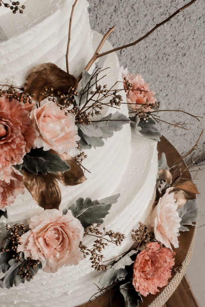 The Wedding of Winson & Jennifer by KAIA Cakes & Co. - 020