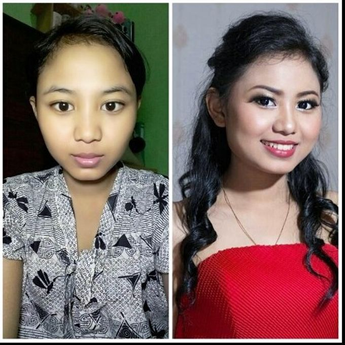 Before After by empata omah rias - 003