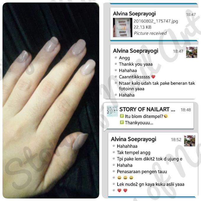 Testimoni by Story of Nailart - 028