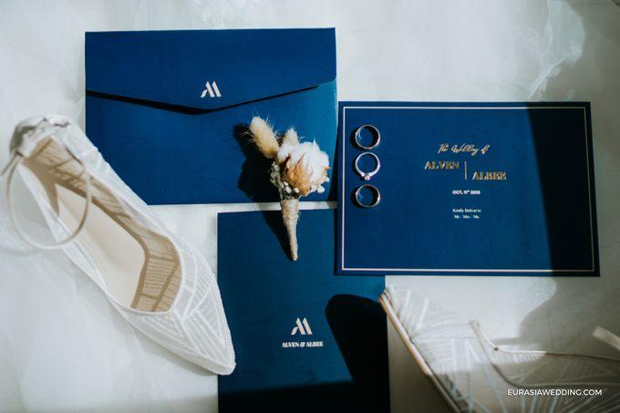 Noah Chapel - Wedding Albee & Alven by Eurasia Wedding - 001