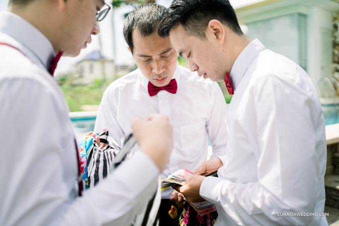 Noah Chapel - Wedding Albee & Alven by Eurasia Wedding - 011
