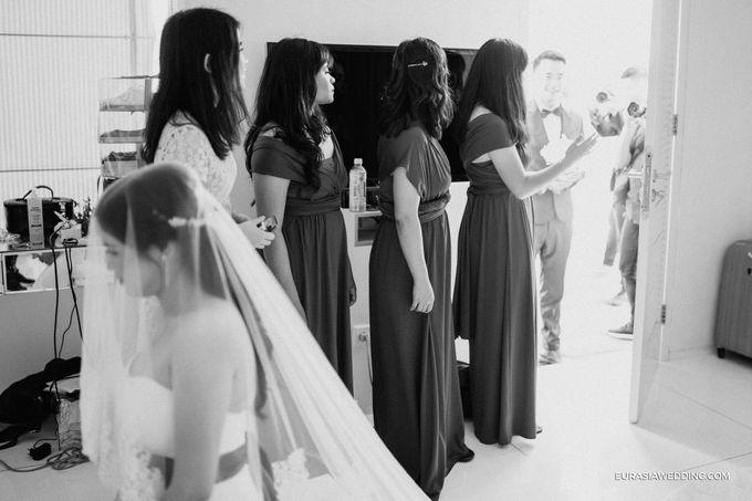 Noah Chapel - Wedding Albee & Alven by Eurasia Wedding - 022