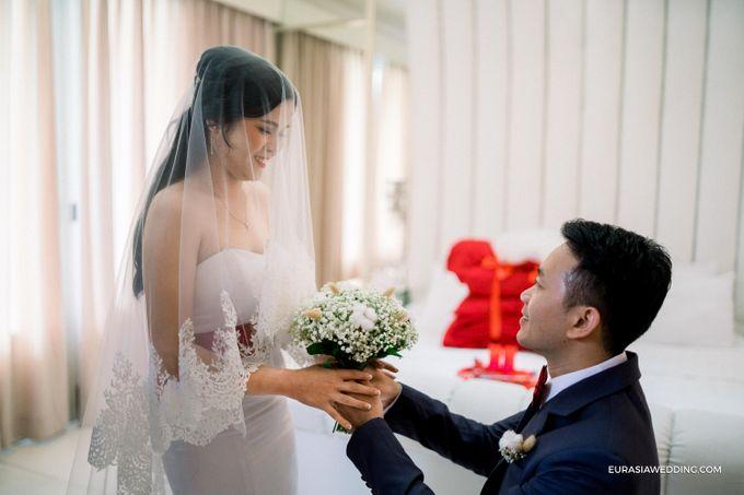 Noah Chapel - Wedding Albee & Alven by Eurasia Wedding - 023