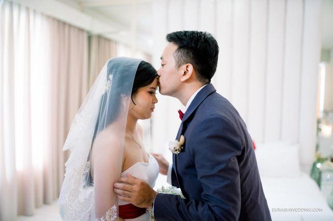 Noah Chapel - Wedding Albee & Alven by Eurasia Wedding - 024