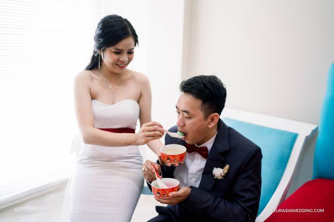 Noah Chapel - Wedding Albee & Alven by Eurasia Wedding - 025