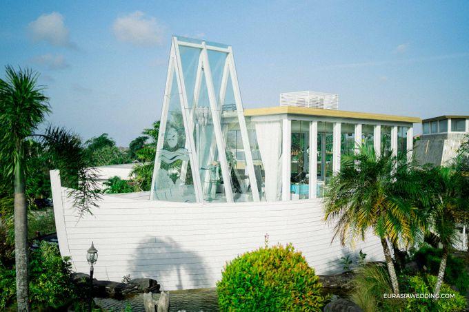 Noah Chapel - Wedding Albee & Alven by Eurasia Wedding - 027