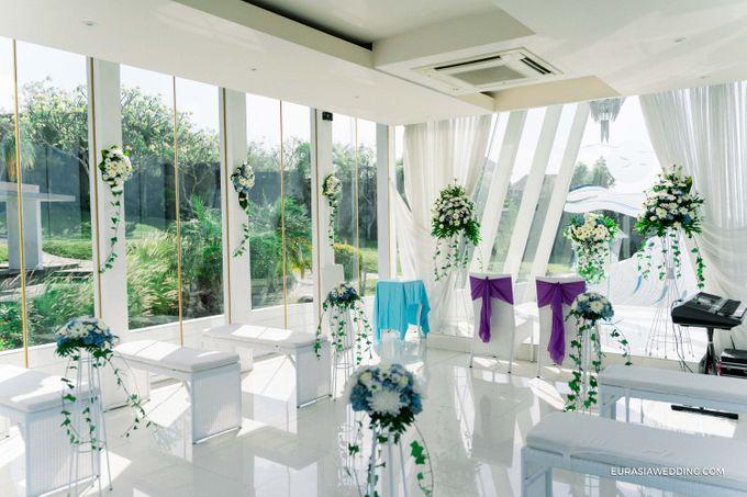 Noah Chapel - Wedding Albee & Alven by Eurasia Wedding - 029