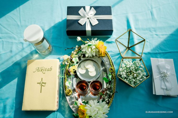Noah Chapel - Wedding Albee & Alven by Eurasia Wedding - 030