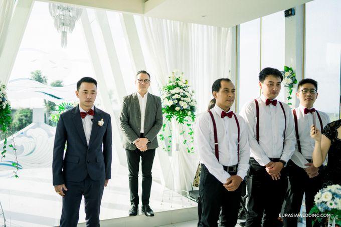Noah Chapel - Wedding Albee & Alven by Eurasia Wedding - 031