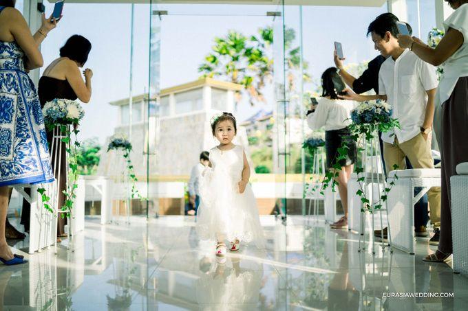 Noah Chapel - Wedding Albee & Alven by Eurasia Wedding - 032
