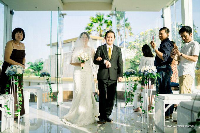 Noah Chapel - Wedding Albee & Alven by Eurasia Wedding - 033