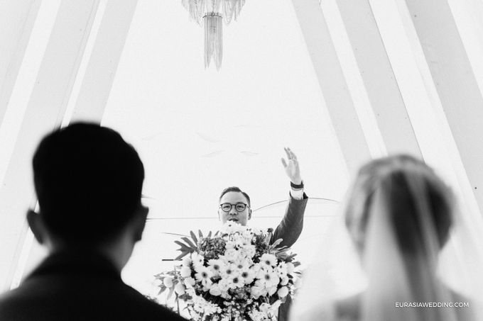 Noah Chapel - Wedding Albee & Alven by Eurasia Wedding - 034