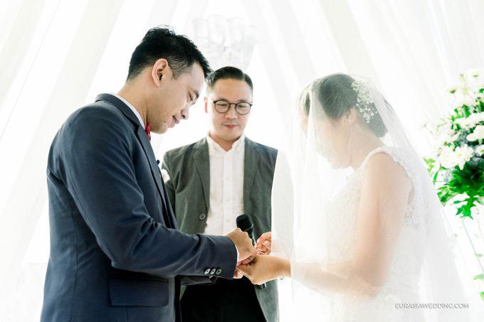 Noah Chapel - Wedding Albee & Alven by Eurasia Wedding - 035