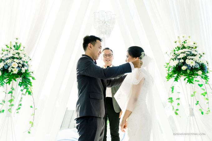 Noah Chapel - Wedding Albee & Alven by Eurasia Wedding - 037