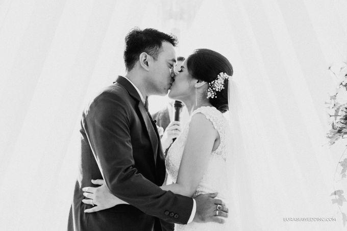 Noah Chapel - Wedding Albee & Alven by Eurasia Wedding - 039