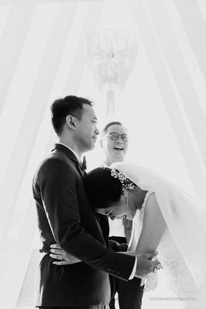 Noah Chapel - Wedding Albee & Alven by Eurasia Wedding - 040
