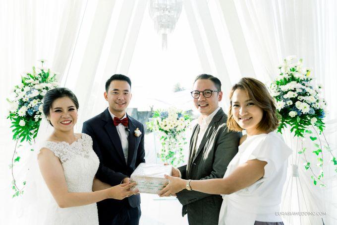 Noah Chapel - Wedding Albee & Alven by Eurasia Wedding - 041