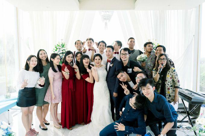 Noah Chapel - Wedding Albee & Alven by Eurasia Wedding - 043
