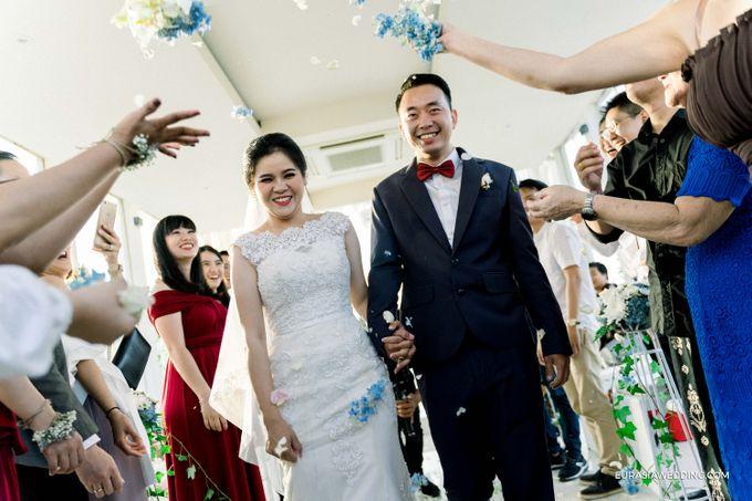 Noah Chapel - Wedding Albee & Alven by Eurasia Wedding - 044
