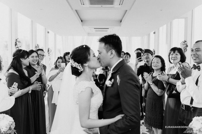 Noah Chapel - Wedding Albee & Alven by Eurasia Wedding - 045
