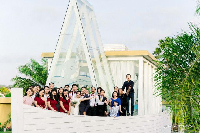 Noah Chapel - Wedding Albee & Alven by Eurasia Wedding - 046