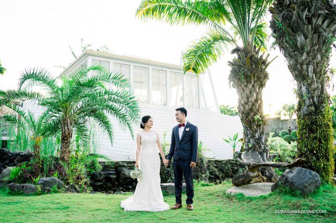 Noah Chapel - Wedding Albee & Alven by Eurasia Wedding - 047